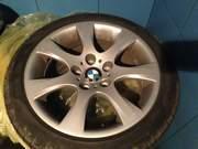 Продам оригинальные диски  bmw r17 с резиной Pirelli