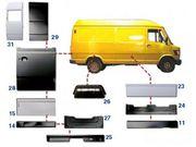 +375299411420 Купить кузовщину к T1 Mercedes 207-410 Bus. Недорого
