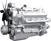 Ремонт двигателя ямз 238,  236,  7511!