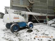 Телескопический подъемник Haulotte H25 TPX - 25, 3м