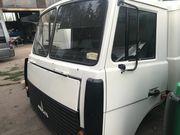 Кабина МАЗ 5551. Замена каркаса кабины МАЗ.
