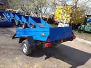 Прицеп грузовой БЕЛАЗ 8115 к легковым автомобилям